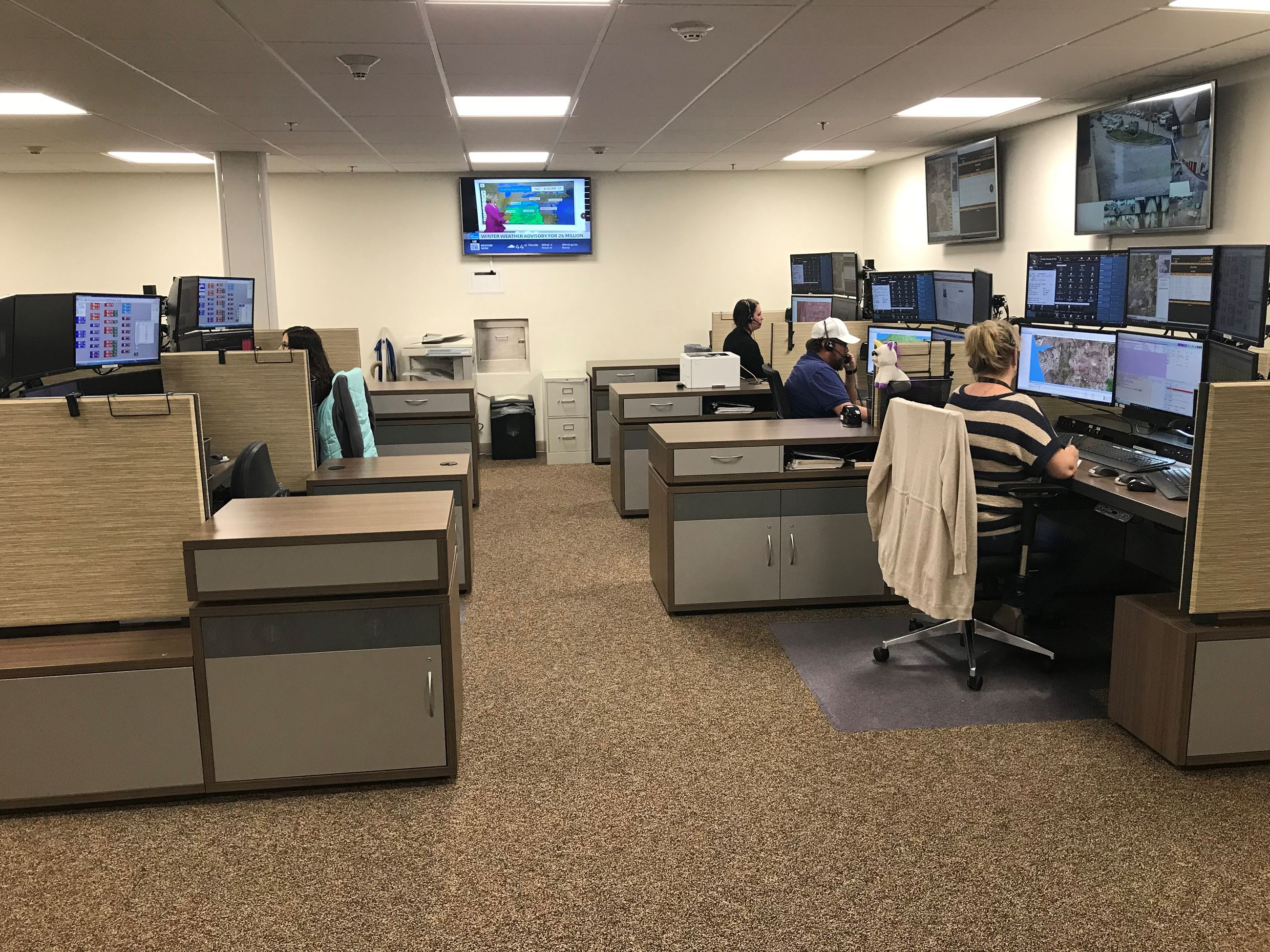 garland county 911 center image